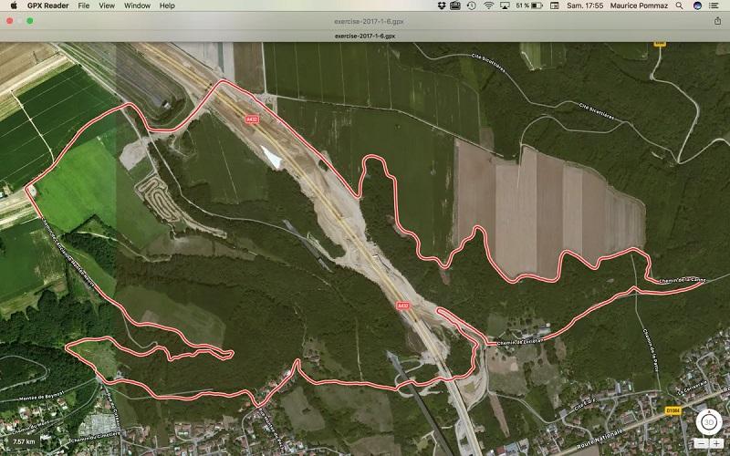 Balade Beynost La Cotière – Le Lorietan 7,5 km