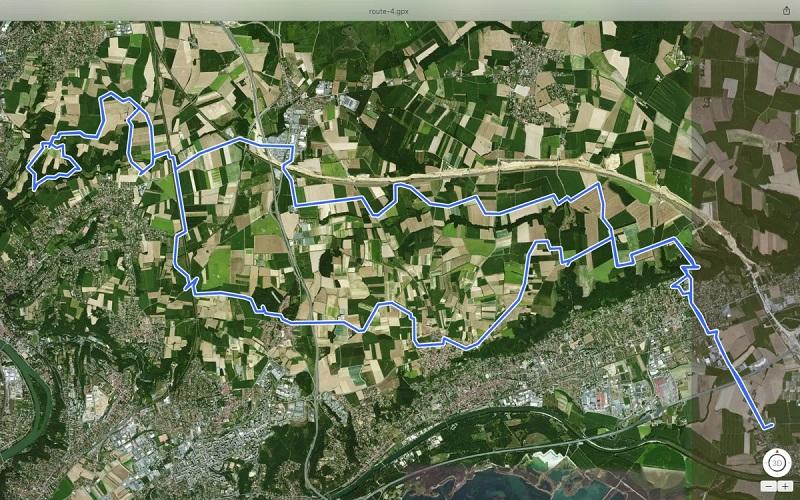 Balade  Spéciale VTT 50 Km – Thil